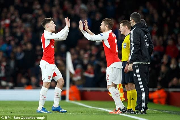 Bellerin Off