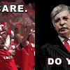 #WeCareDoYou - Arsenal fans unite in warning to Stan #Kroenke