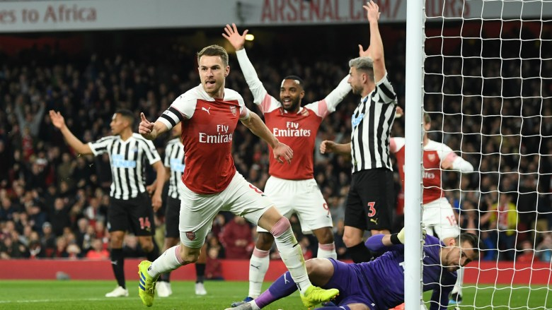 ramsey-arsenal-newcastle-2019