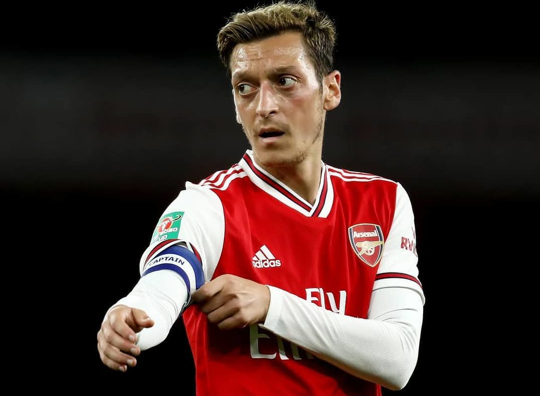 New Theory – Mesut Ozil has in fact retired already!! | Gunners Town