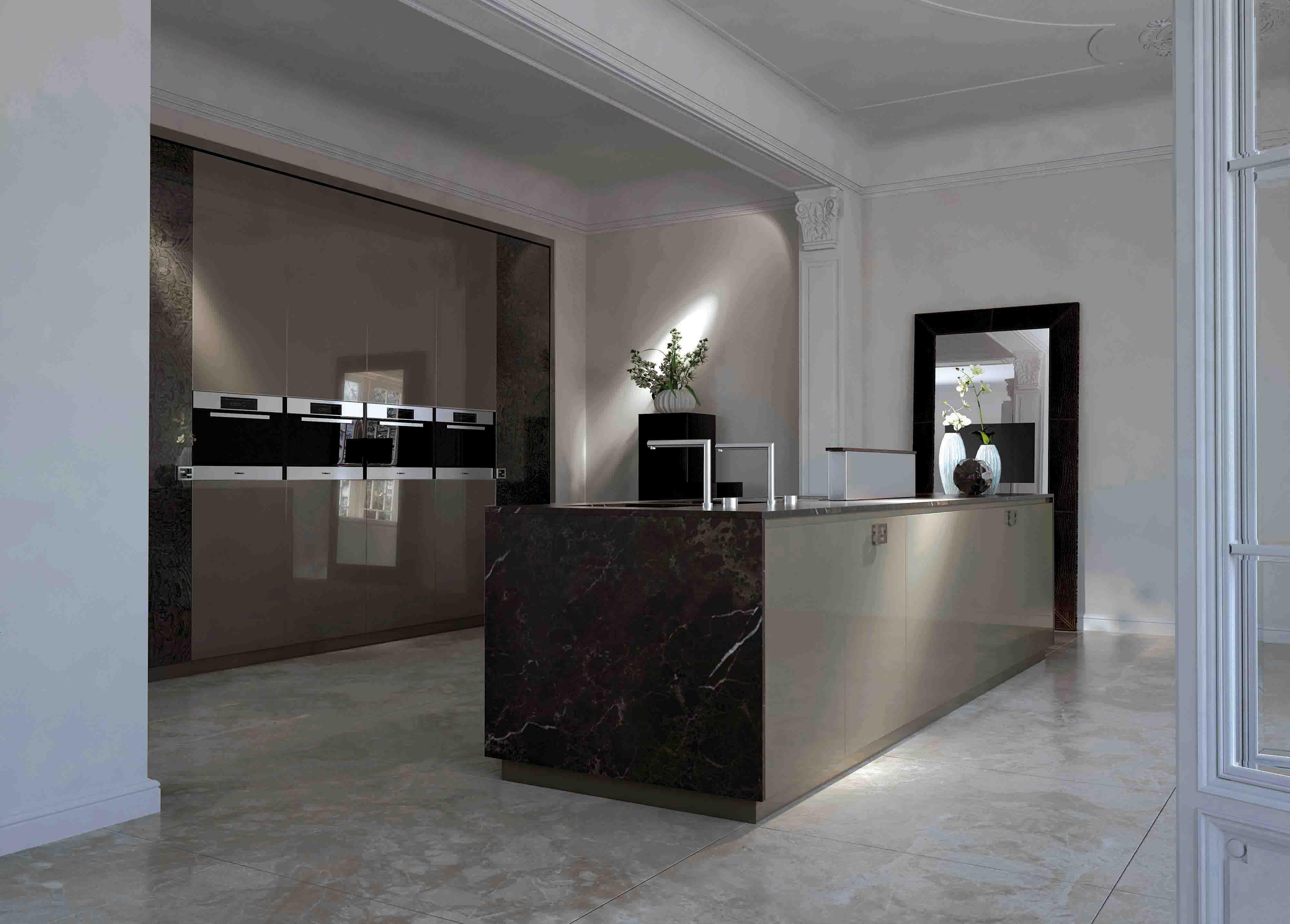 Muebles de cocina Fendi  Gunni  Trentino