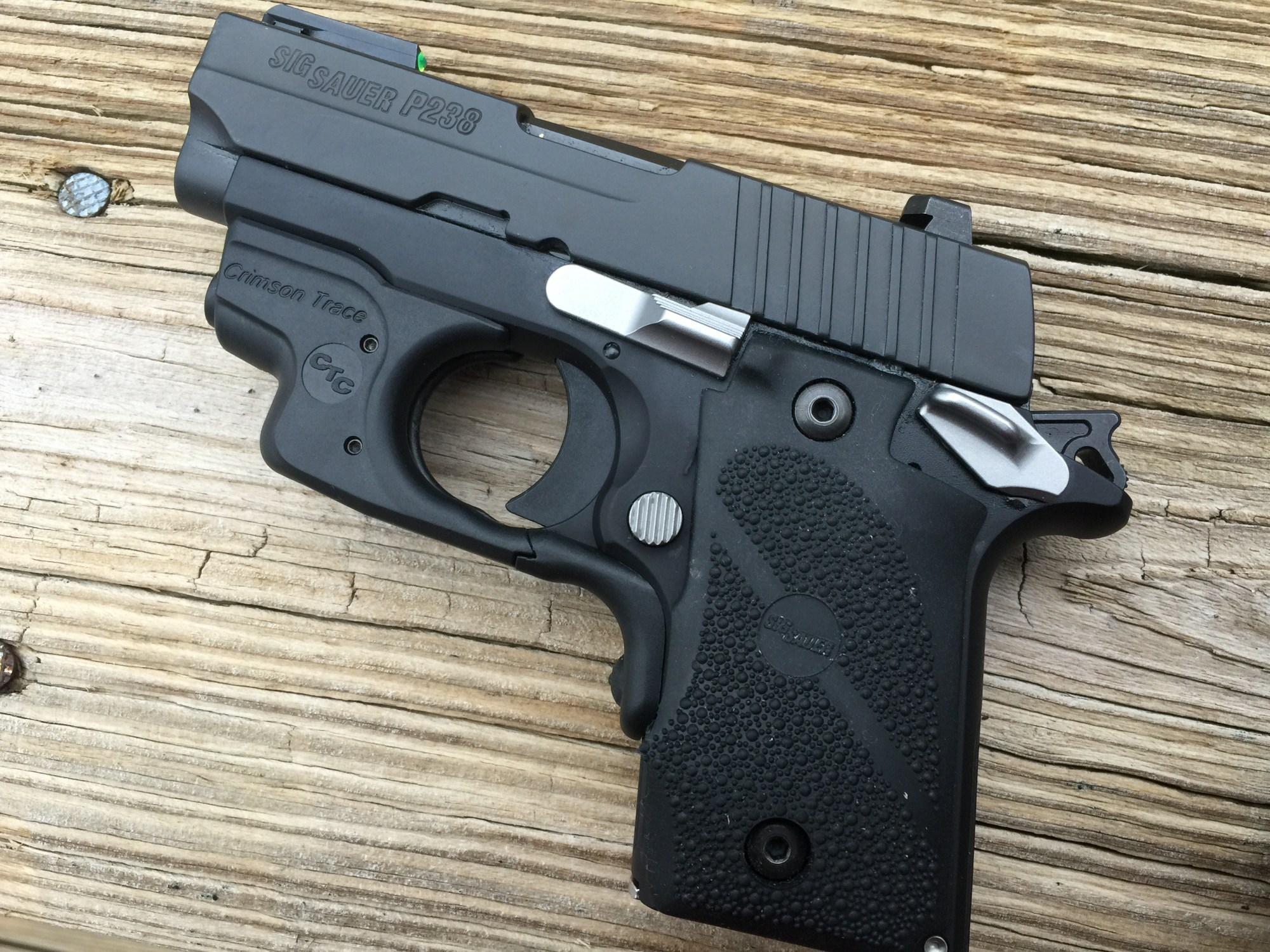 hight resolution of rule one gun roundup sig p238