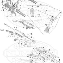 Kel Tec P11 Parts Diagram 93 Chevy Truck Radio Wiring Pistol Additionally Semi Automatic Benelli M1 Super 90 Military And Police Shotgun Numrich Gun