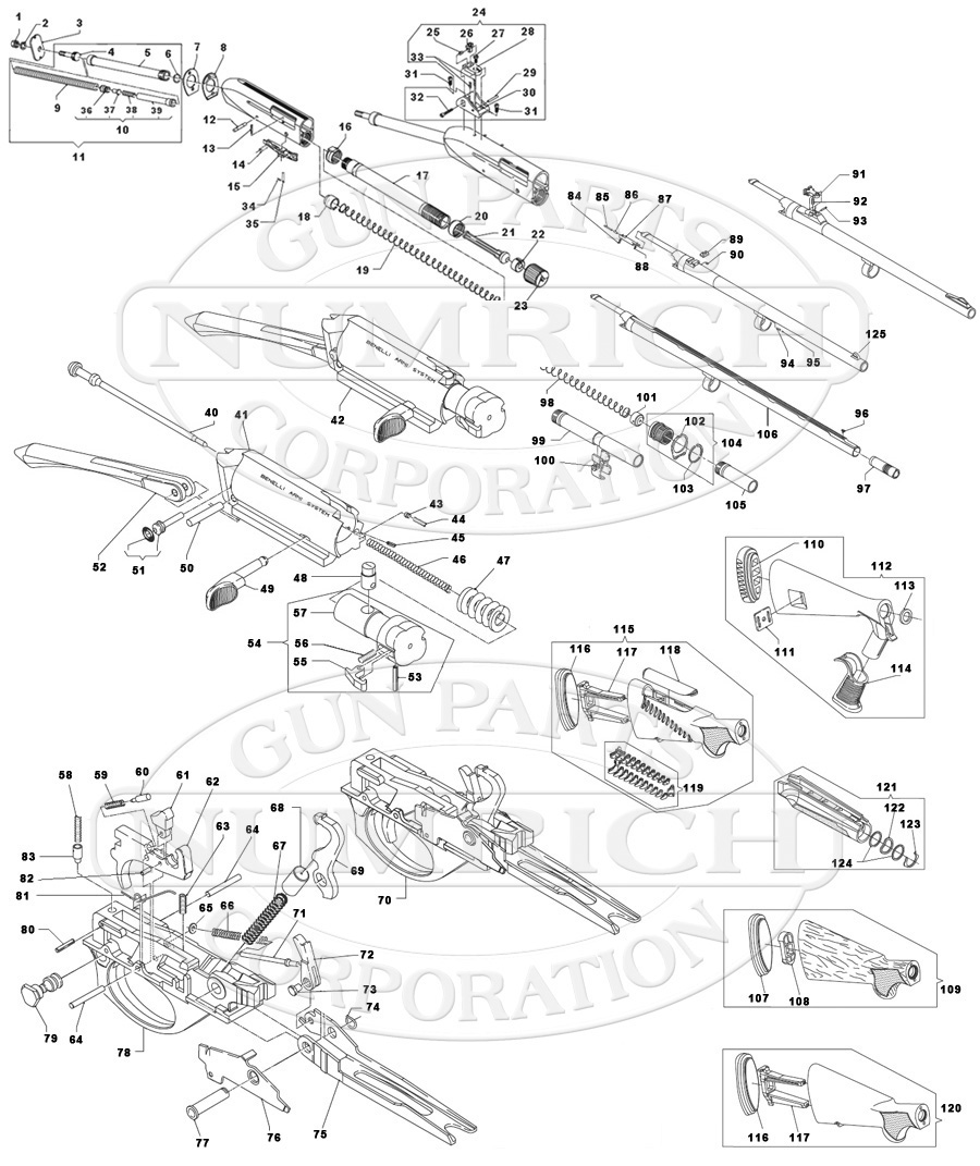 Benelli Wiring Diagram Schematic Diagrams Cf Moto Supernova Trigger Assembly Diy Enthusiasts Super Nova Parts