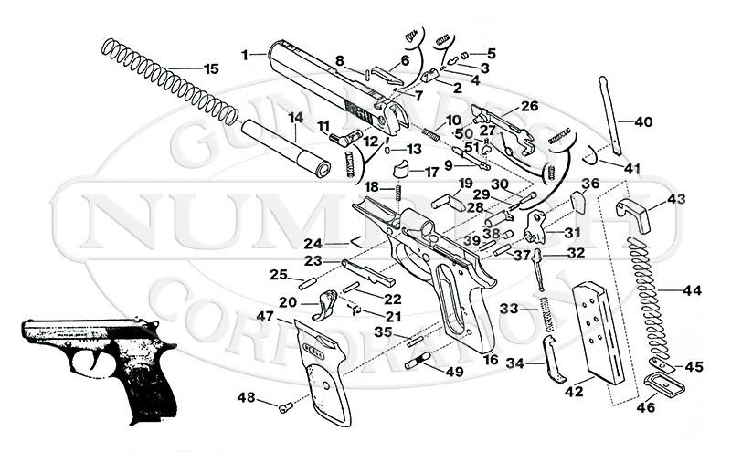 Bersa Thunder 380 Diagram Taurus 24/7 Diagram ~ Elsavadorla
