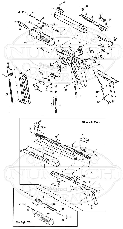medium resolution of browning auto pistols buckmark