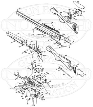 Browning Cynergy Parts and Schematic   Numrich