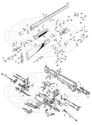 Parts List Schematic   Numrich