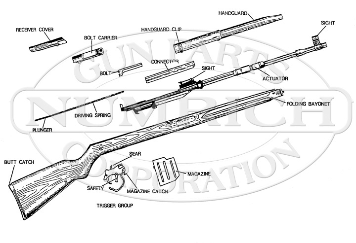 Winchester Model 190 Schematics Pictures to Pin on