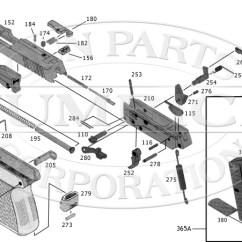 Kel Tec P11 Parts Diagram 93 Honda Civic Fuse P 11 Schematic Numrich Gun