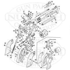 Ruger Pistol Parts Diagram Mitsubishi Pajero Electrical Wiring New Model Blackhawk Numrich Gun Revolvers Schematic