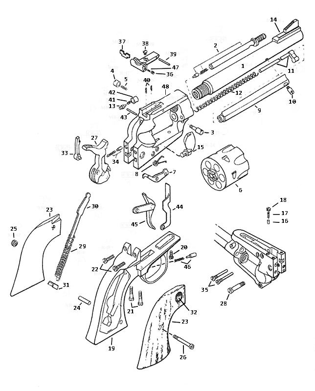 Ruger Mini 14 Parts Diagram. Mini. Auto Wiring Diagram