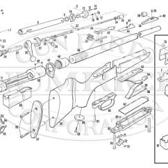 Savage Model 110 Parts Diagram 2007 Honda Civic Abs Wiring Springfield Stevens 110e Series K Gun Corp Fox Rifles Schematic