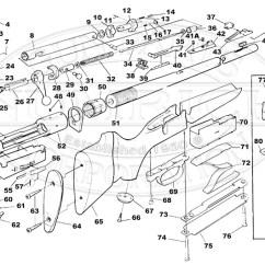 Savage Model 110 Parts Diagram 02 Trailblazer Stereo Wiring And Schematic Numrich Stevens Springfield Fox Rifles Series List Gun