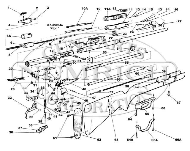 savage model 110 parts diagram skeletal foot arms schematics empat stanito com springfield stevens 87j schematic numrich gun rh gunpartscorp favorite prints