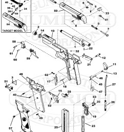 smith wesson auto pistols 422 gun schematic [ 800 x 1103 Pixel ]