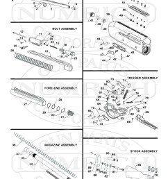 stoeger shotguns semi auto shotguns 3500 gun schematic [ 800 x 1085 Pixel ]