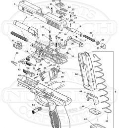 taurus auto pistols pt 24 7 gun schematic [ 800 x 1035 Pixel ]