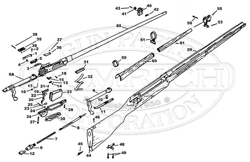 WTS: Model of 1917 Rifle Parts, Kel-Tec RFB Parts, & L1A1