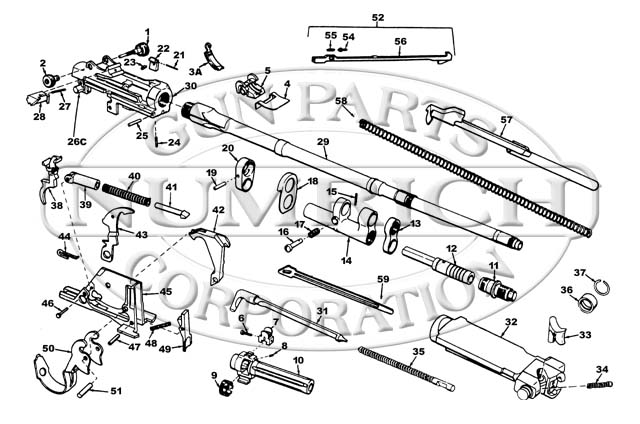 M1a Parts And Parts List