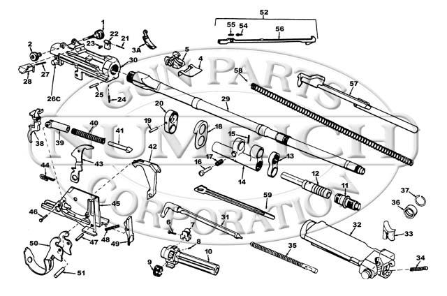 Trapdoor Springfield Parts & Trapdoor Sight Parts