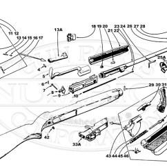 M1 Rifle Diagram Exothermic Reaction Energy Carbine Parts And Schematic Numrich Gun U S Military Rifles List