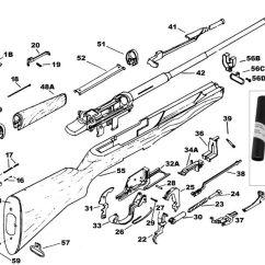 M1 Rifle Diagram Kicker Wiring Dvc Garand Parts For Sale Numrich U S Military Rifles List Gun Schematic