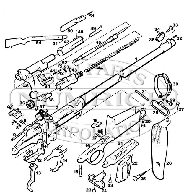 Trapdoor Springfield Parts & Features