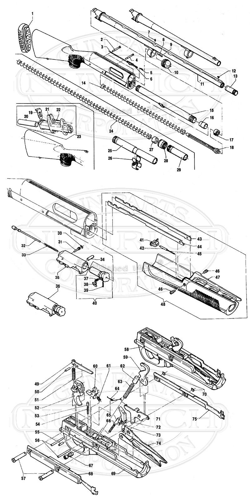 Benelli Shotgun Parts Manual Ebook