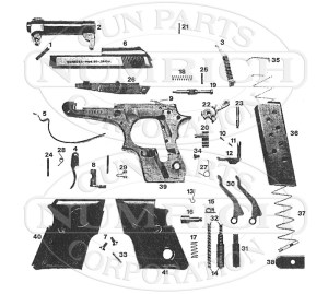 21A Accessories | Numrich Gun Parts