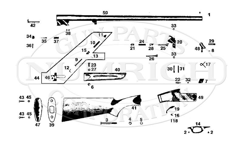 1000+ images about S. S. Kresge Co. Shotgun Model 151 on