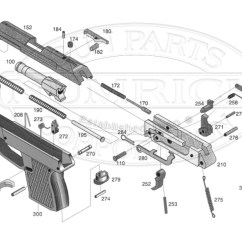 Kel Tec P11 Parts Diagram 2003 Jetta Stereo Wiring Gun Numrich P 32