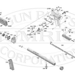 Kel Tec P11 Parts Diagram Loan Company Er Gun Numrich Sub 2000