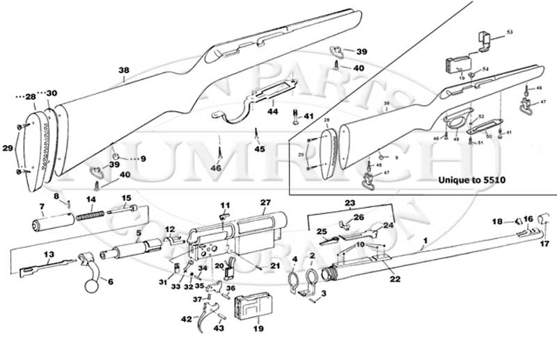 M1 Garand Schematic Diagram, M1, Free Engine Image For