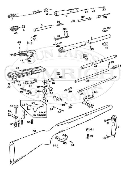 schematic parts list