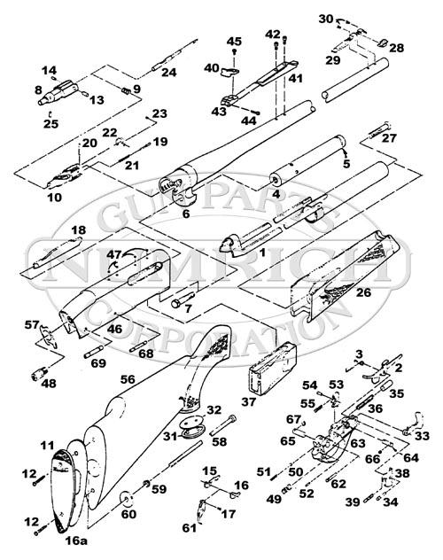 Parts: Numrich Gun Parts