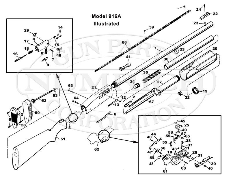 Astro House Door Parts Diagram