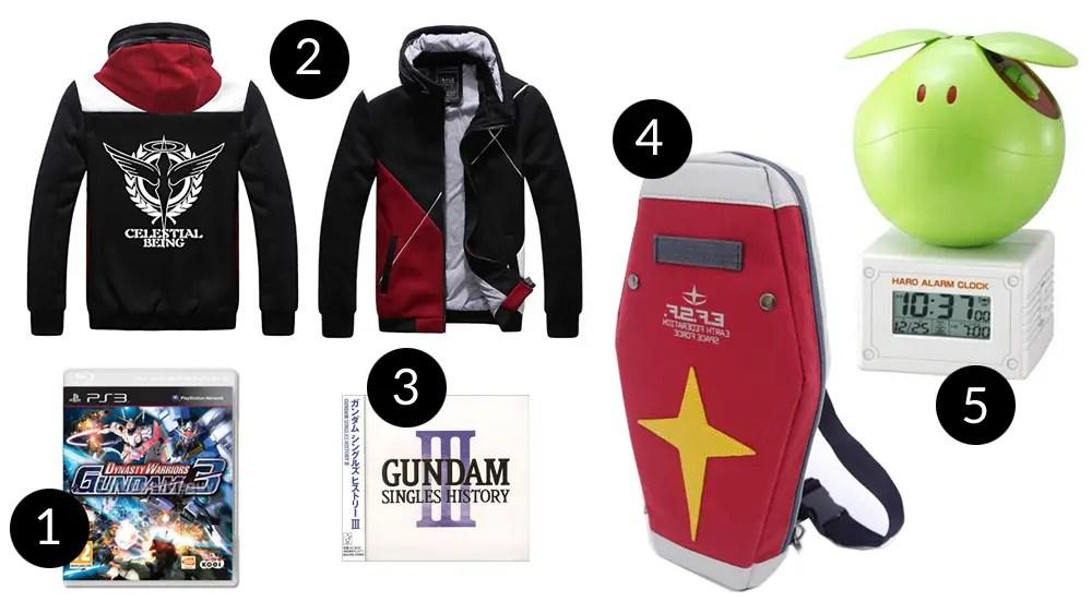gundam gift ideas