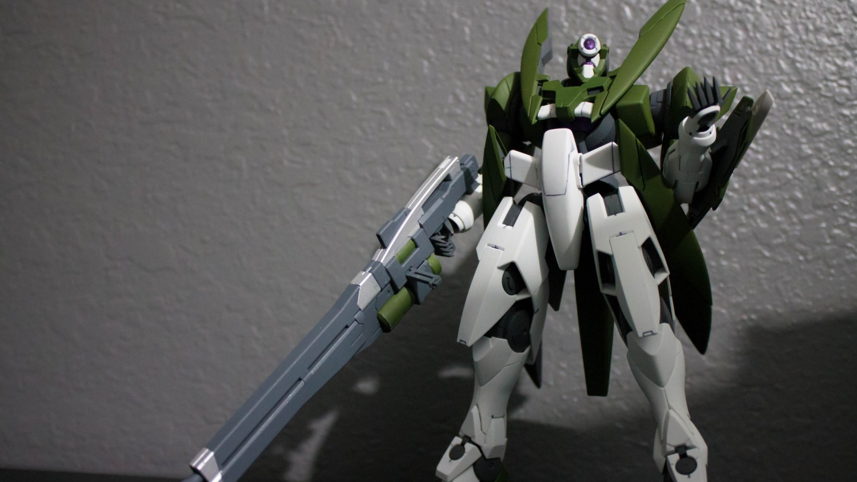 Painting Gundam With Acrylic Paint