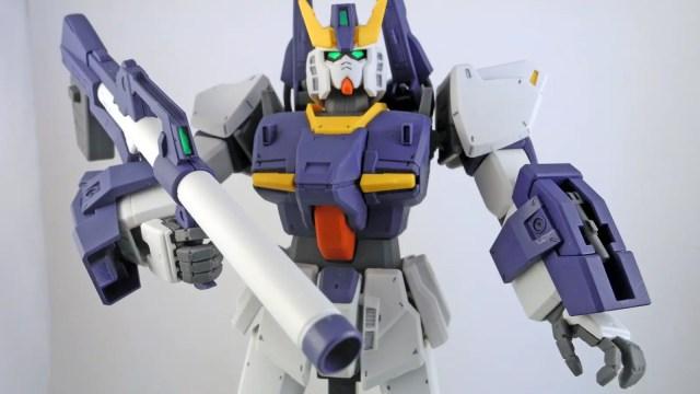 Review: MG Build Gundam Mark II - Gunpla 101