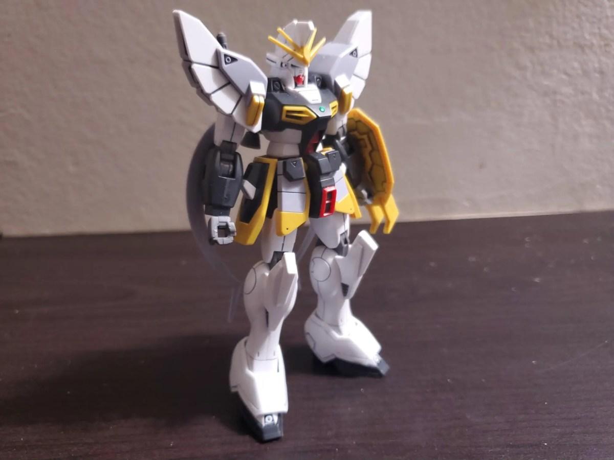 Review Hgac Gundam Sandrock Gunpla 101