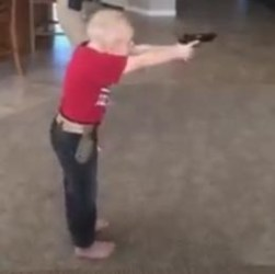 Is it legal for children to have guns