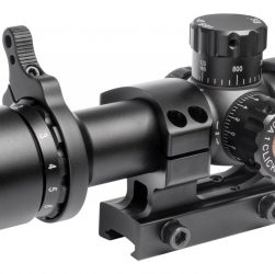 TRUGLO® LAUNCHES TRU•BRITE™ 30 SERIES RIFLE SCOPES Compact, Illuminated-Reticle Tactical Rifle Scope