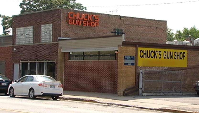 Chucks Gun Shop