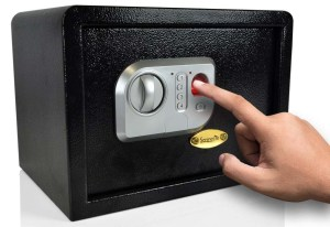 fingerprint key lock box