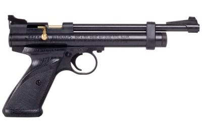 crosman bolt action co2 powered pistol