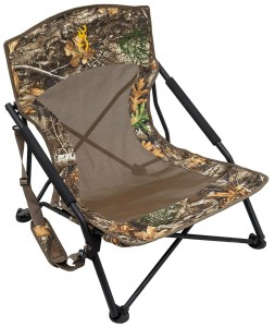 Image of the best hunting blind chair - browning camping strutter