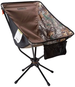 Image of the best outdoor camping chair - compaclite patented deluxe