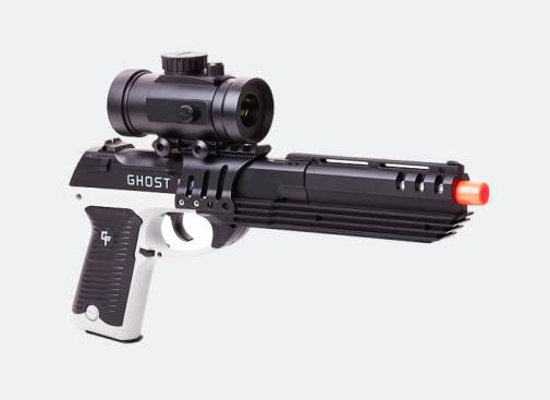 GameFace GFM39PG Ghost Mayhem spring powered air pistol