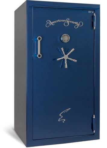 American Security - BFX7250 Gun Safe ** New for 2020 ** U.L. Listed Level 1 Burglary Safe UL Listed, 120 Minute Fire Rating, 73 Guns